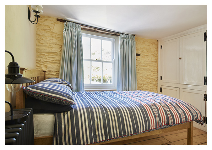 Curlew Cottage For Holday Rental Sea View In Cawsand
